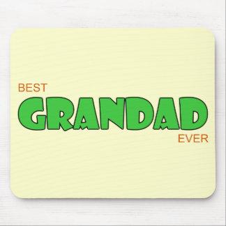Best Grandad Ever Mouse Pad