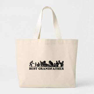 Best Grandfather Ever Bags