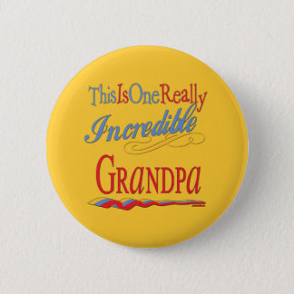 Best Grandfather Ever Button