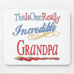Best Grandfather Ever Mouse Pad