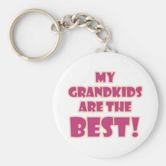 Best Grandkids Keychains