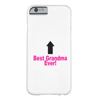 Best Grandma Barely There iPhone 6 Case