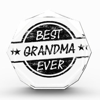 Best Grandma Ever Black Awards