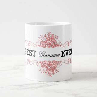 Best Grandma Ever Large Mug