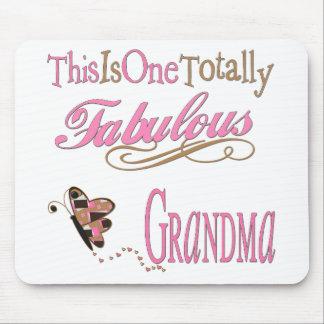Best Grandma Ever Mouse Pad