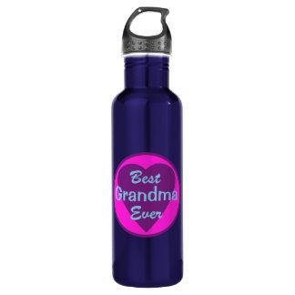 Best Grandma Ever Stainless Steel Water Bottle
