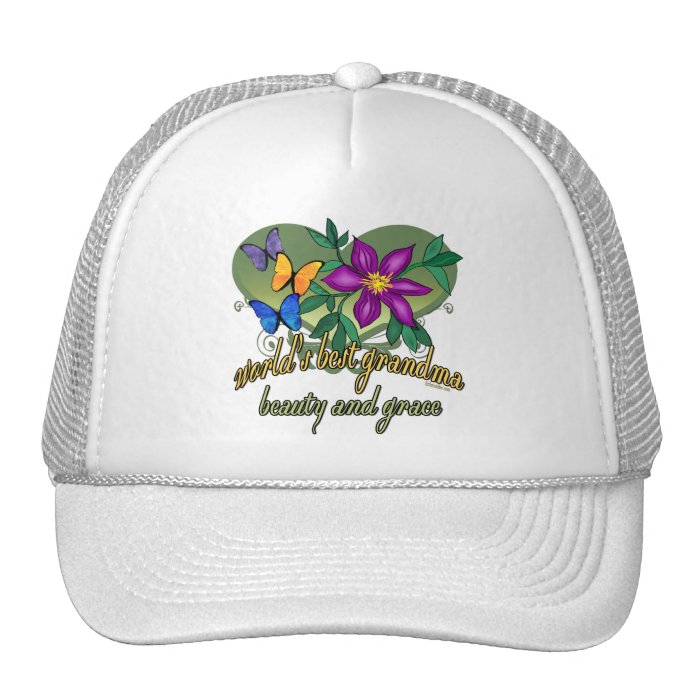 Best Grandma Ever Trucker Hat