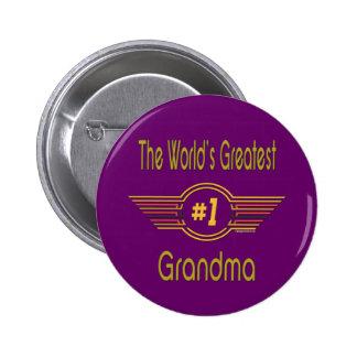 Best Grandma Gifts Button