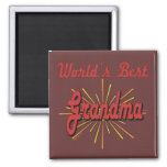 Best Grandma Gifts Fridge Magnet