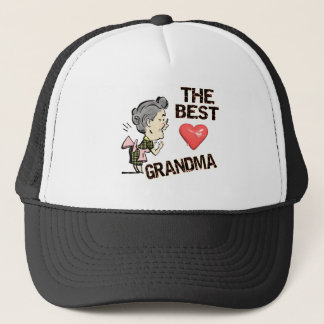 Best Grandma T-shirts and Gifts For Her Trucker Hat