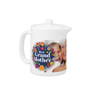 Best Grandmother Teapot