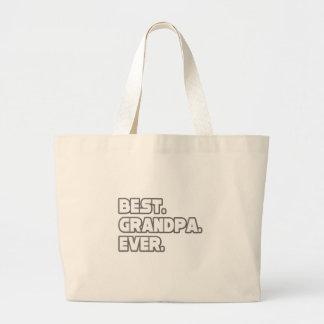 Best Grandpa Ever Bag