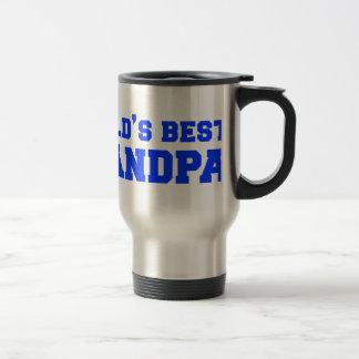 best-grandpa-fresh-blue png taza