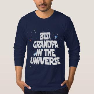 Best Grandpa In The Universe T-Shirt