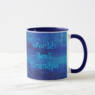 Best Grandpa Mug