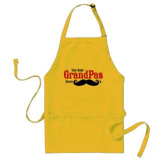 Best Grandpas Have Mustaches Apron