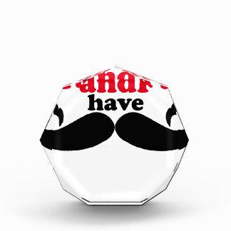 Best Grandpas Have Mustaches T-Shirt k.png Award