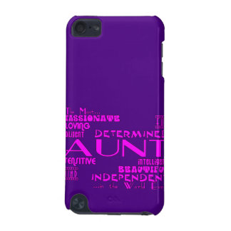 Best & Greastest Aunties & Aunts : Qualities iPod Touch 5G Case