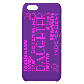 Best & Greastest Daughters Birthdays : Qualities Case For iPhone 5C
