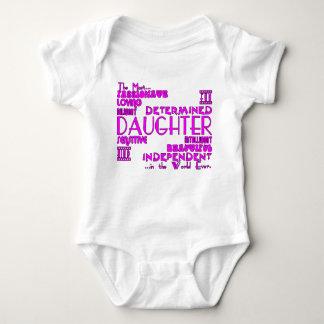 Best & Greastest Daughters Birthdays : Qualities Tee Shirts