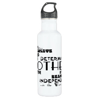Best & Greastest Mothers & Moms : Qualities Stainless Steel Water Bottle