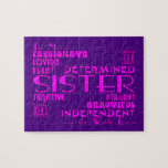 Best & Greastest Sisters Birthdays : Qualities Puzzle