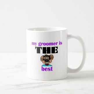 Best Groomer Classic White Coffee Mug