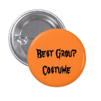 """Best Group Costume"" Button"