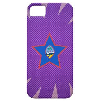 Best Guam Flag Design iPhone SE/5/5s Case