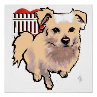 Best Guard Dog Kato Poster