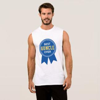 Best Guncle Ever. Sleeveless Shirt