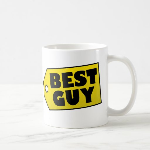Best Guy Mug