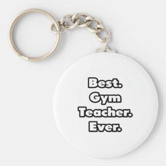 Best. Gym Teacher. Ever. Keychain
