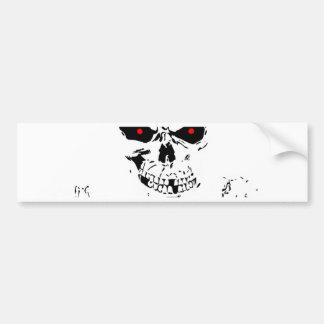 Best Halloween gift, Cheap Halloween gift for her Bumper Sticker