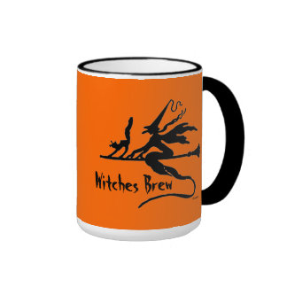 BEST HALLOWEEN MUGS - WITCHES BREW - HUMOR FUNNY