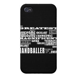 Best Handballers : Greatest Handballer iPhone 4 Case