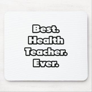 Best Health Teacher Ever Mouse Pad