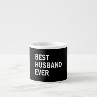 Best Husband Ever 6 Oz Ceramic Espresso Cup