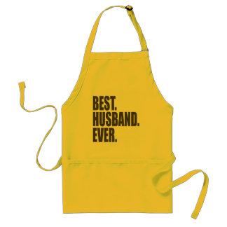 Best. Husband. Ever. Adult Apron