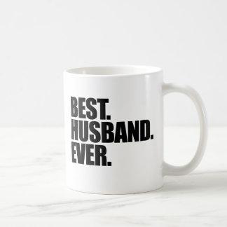 Best Husband Ever Classic White Coffee Mug