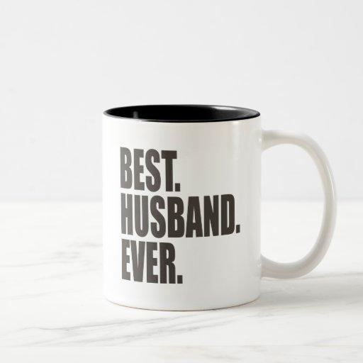 Best Husband Ever Two Tone Coffee Mug Zazzle