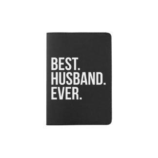 Best Husband Ever Passport Holder
