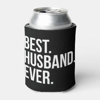 Best Husband Ever Can Cooler