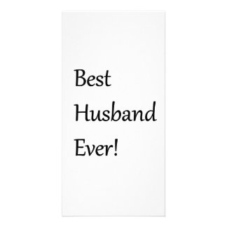 Best Husband Every Card