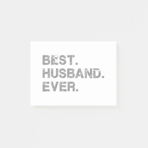 BEST_HUSBAND POST_IT NOTES