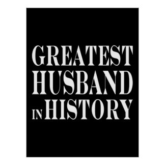 Best Husbands Greatest Husband in History Poster