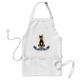 Best in Show -Dobe Adult Apron