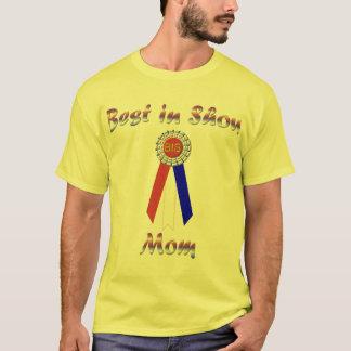 Best In Show Mom (Rosette) T-Shirt