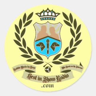 Best In Show Sticker
