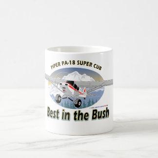 Best in the Bush - Super Cub Coffee Mug